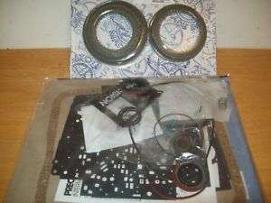 Chevy Truck 4x4 4L60E Transmission Rebuild Kit