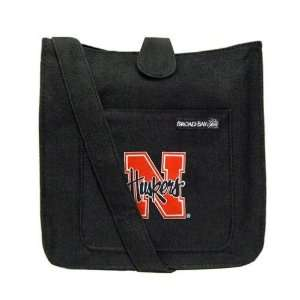 University Nebraska Logo Huskers Cute Small Should Case Pack 12