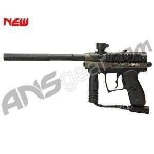 2012 Kingman Spyder MR100 Semi Auto Paintball Gun   Olive
