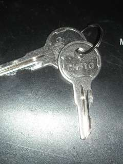 OF CH510 HEAVY EQUIPMENT KEYS  JLG GRADALL NEW FACTORY KEYS