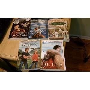 Set of 5 Jean Craighead George Books (Water Sky, Tree