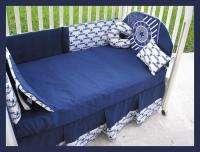 NEW baby crib bedding set made w/ DALLAS COWBOYS fabric