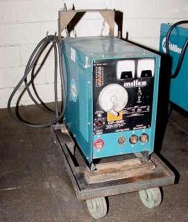 200 Amp Miller CP 200 ARC WELDER