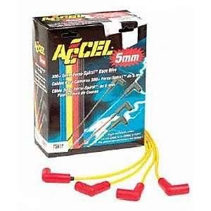 ACCEL 7541B 300 Plus Blue Ferro Spiral Race Spark Plug