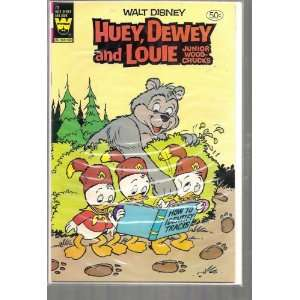 Huey, Dewey, and Louie: Junior Woodchucks, No. 70: Whitman: Books