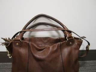 Fantastic Cole Haan Brown Leather Handbag/Purse/Tote