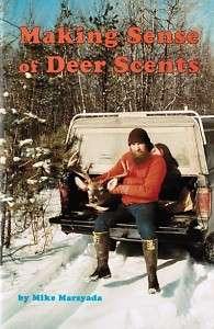 BookMarsyada Making Sense of Deer Scents,trap,trapping