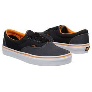 Vans Mens ERA in Dark Shadow/Orange