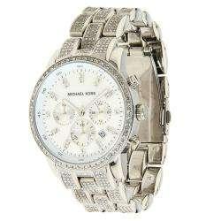 Michael Kors Showstopper Glitz Chronograph Watch