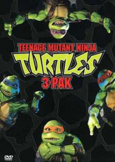 Teenage Mutant Ninja Turtles   Collection (3 Pack) (DVD)