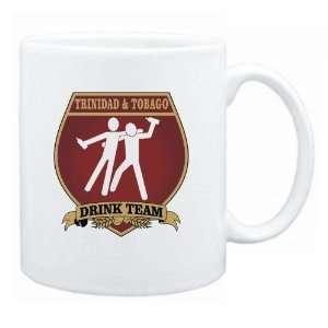 Trinidad & Tobago Drink Team Sign   Drunks Shield  Mug Country Home