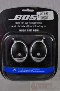 Bose On Ear Stereo Headphones