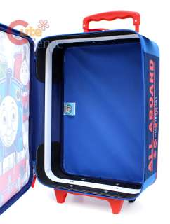 Thomas Tank Engine Rolling Luggage/SuiteCase/Travel Bag |