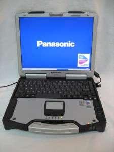 Panasonic Toughbook CF 29 Laptop Centrino 1.60 GHz FS16098