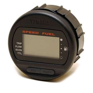 YAMAHA DIGITAL MULTI FUNCTION BOAT SPEEDOMETER / FUEL GAUGE