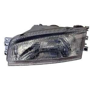 Headlamp Assembly  MIRAGE 97 01 4 Dr Left, Driver Side Automotive