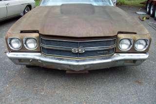 1970 Chevrolet Chevelle Super Sport