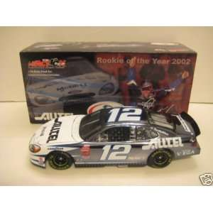 Action Racing Collectables 2002 Ford Taurus Alltel Rookie of the Year