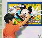 Mickey Mouse Clubhouse Mickey Mouse Pin the Nose on Mickey Party Game