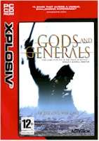 GODS AND GENERALS AN EPIC CIVIL WAR PC STRATEGY GAME