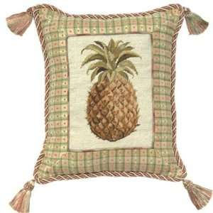 Petit Point Pillow   100 Percent Wool