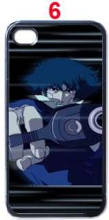 Cowboy Bebop Anime Apple iPhone 4 Case (Black)