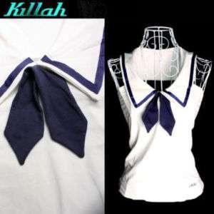 Stunning Sailor KILLAH by MISS SIXTY Ladys Tank Top