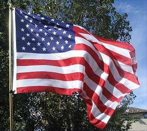 USA UNITED STATES American US Flag 3x5 3 x 5 foot NEW