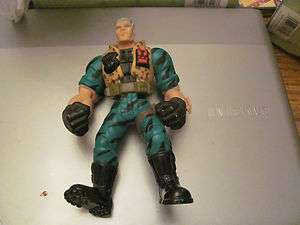 Small Soldiers Chip Hazard figure LOOSE