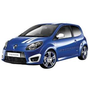 2011 Star 124 Scale Blue Renault Twingo Gordini R.S. Toys & Games