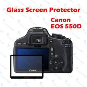 Ultra Thin Anti scrape LCD Screen Protector For Canon EOS
