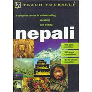 Nepali (Teach Yourself Book & Tape) (9780340711316