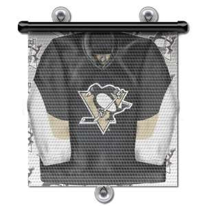 NHL Pittsburgh Penguins Jersey Window Shade