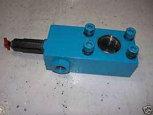 Oilgear Hydraulic Relief Valve Pump VSR50   3000PSI