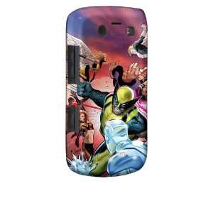 BlackBerry Bold 9700 Barely There Case   X Men   Battle