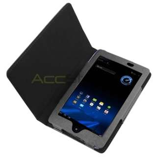 Leather Folio Stand Case Pouch For Acer Iconia Tab A100 A101 7 Tablet