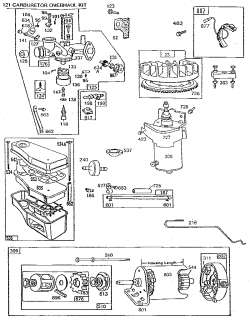 Briggs And Stratton Vertical Shaft Engines on teseh small engine parts diagram