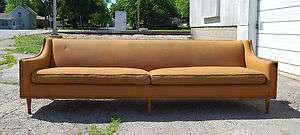Paul McCobb Sofa Mid Century Modern Widdicomb