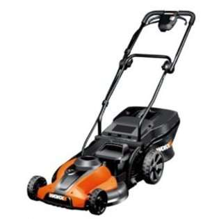 24 Volt Cordless 3 In 1 Lawn Mower With Removable Battery at