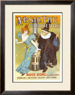 Absinthe Parisienne Prints by Gelis Didot & Maltese at AllPosters