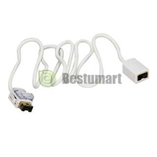 New Extension Cable For Remote Controller Nintendo Wii