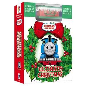 Thomas & Friends Ultimate Christmas (With Toy Train) (Limited Edition