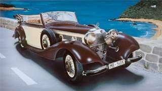 24 ITALERI Mercedes BENZ 540K (VINTAGE)
