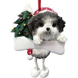 Shih Tzu Ornament (Puppy Cut): Home & Kitchen