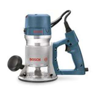 Bosch 1618EVS 2.25 HP Fixed Base Electronic D Handle Router at