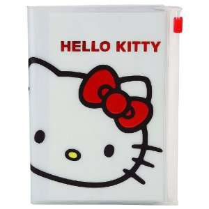 Hello Kitty White Schedule Planner Face Office Products
