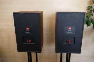 on a pair of JBL Model 18Ti 2 Way Bookshelf Speakers. Speakers