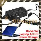 universal ac dc power adapter