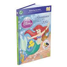 LeapFrog TAG Activity Storybook   Disney Princess Adventures Under