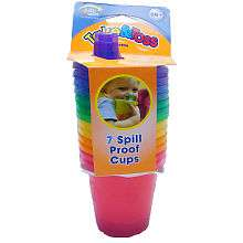 The First Years Take and Toss No Spill Cups   7 Pack 7 oz.   Learning